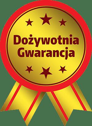 Dożywotnia gwarancja na ozonatory kwarcowe